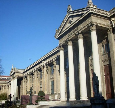 Istanbul-Archaeology-Museums