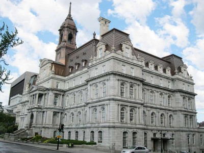 Montreal-City-Hall