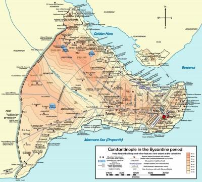 Walls-Map