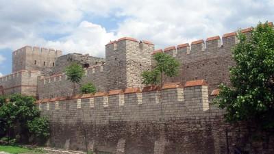 Walls-of-Constantinople