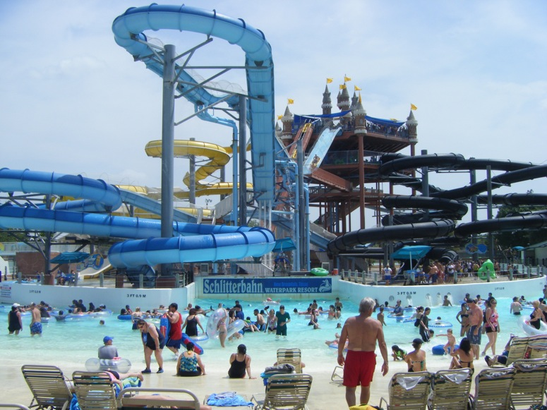 Best Water Parks In The World