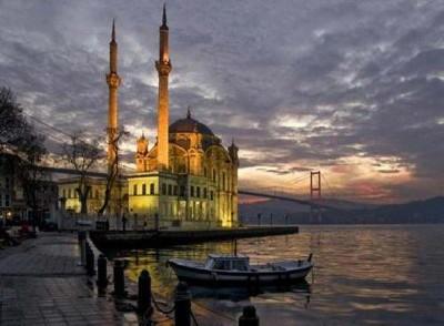 Ortakoy-mosque