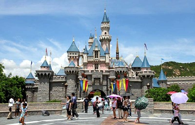 Hong-Kong-Disney