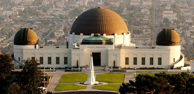 Observatory-at--Griffith-Park
