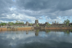 Another Angle of Angkor Wat
