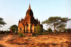 Ancient Temple of Bagan