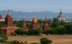 Fiew Different Types of Bagan Temples
