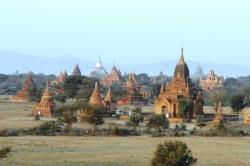 Old Bagan Temples