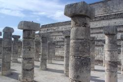 Mayan Architect at Chichen Itza