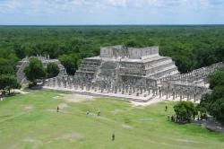 Temple of the Warriors (Templo de los Guerreros)