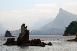 The Sea and Corcovado