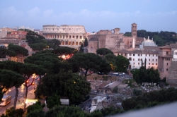 Ancient Rome View