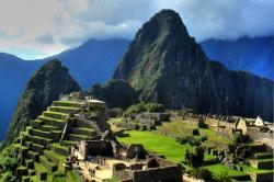 Late Afternoon at Machu Picchu