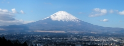 City Views and Mt Fuji