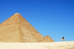 Pyramid vs Man