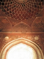 Ceiling Inside the Mosque
