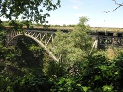 Bridge at Victoria Falls