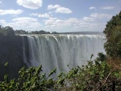 Main Part of Victoria Falls