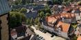 Town of Goslar in Saxony