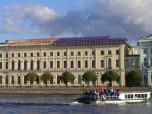 The State Hermitage Museum in Saint Petersburg