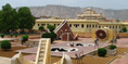 Jantar Mantar Observatory in Jaipur