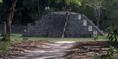 The Copan Mayan Ruins